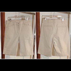 Women's Size 8 Jones New York Sport Shorts